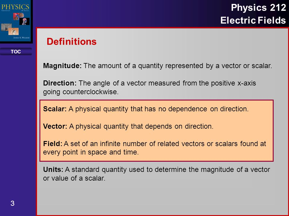 Definitions Magnitude: The amount of a quantity represented by a vector or scalar.