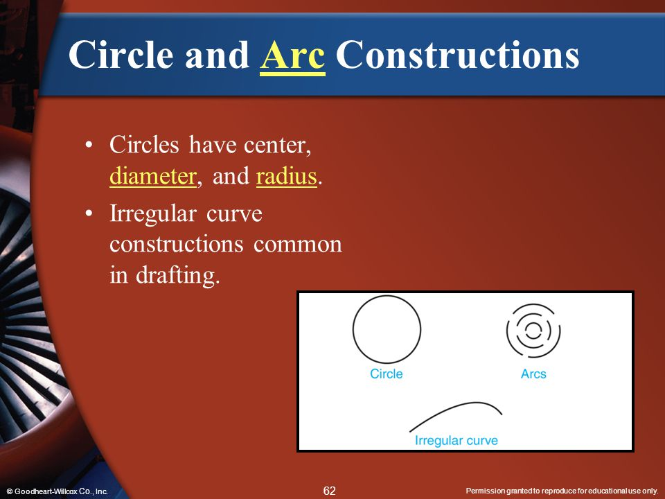 Circle and Arc Constructions