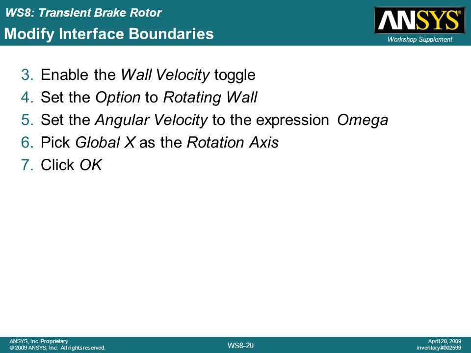 Modify Interface Boundaries