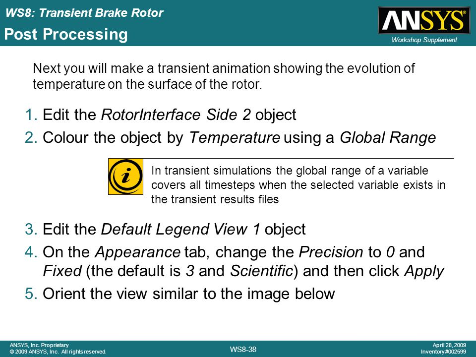 Edit the RotorInterface Side 2 object