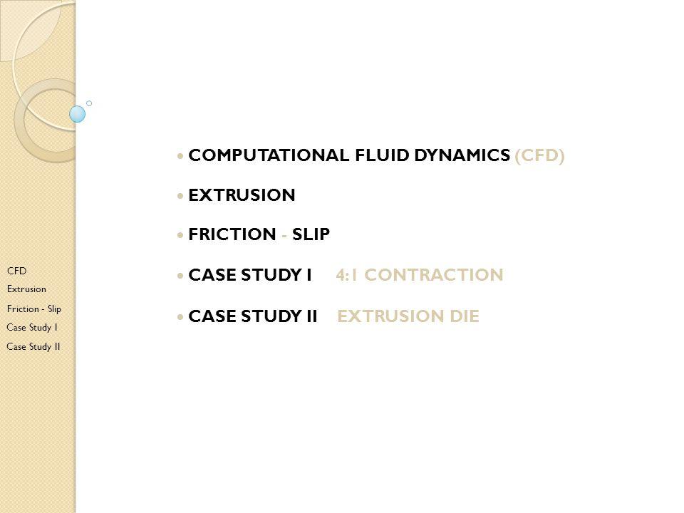 • Computational fluid dynamics (Cfd)