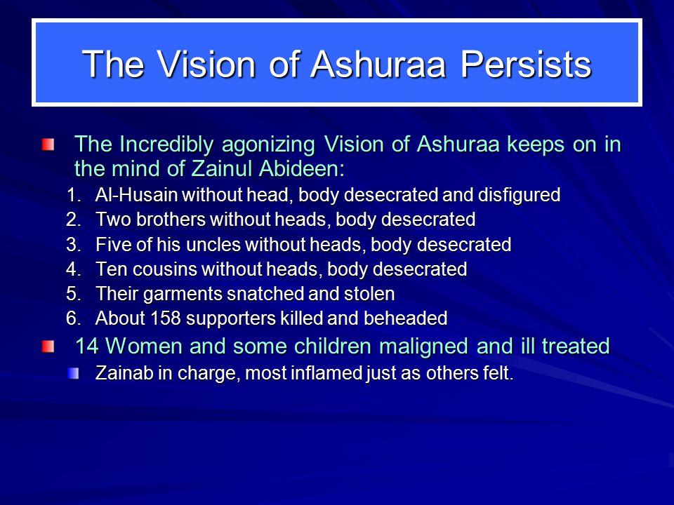 The Vision of Ashuraa Persists