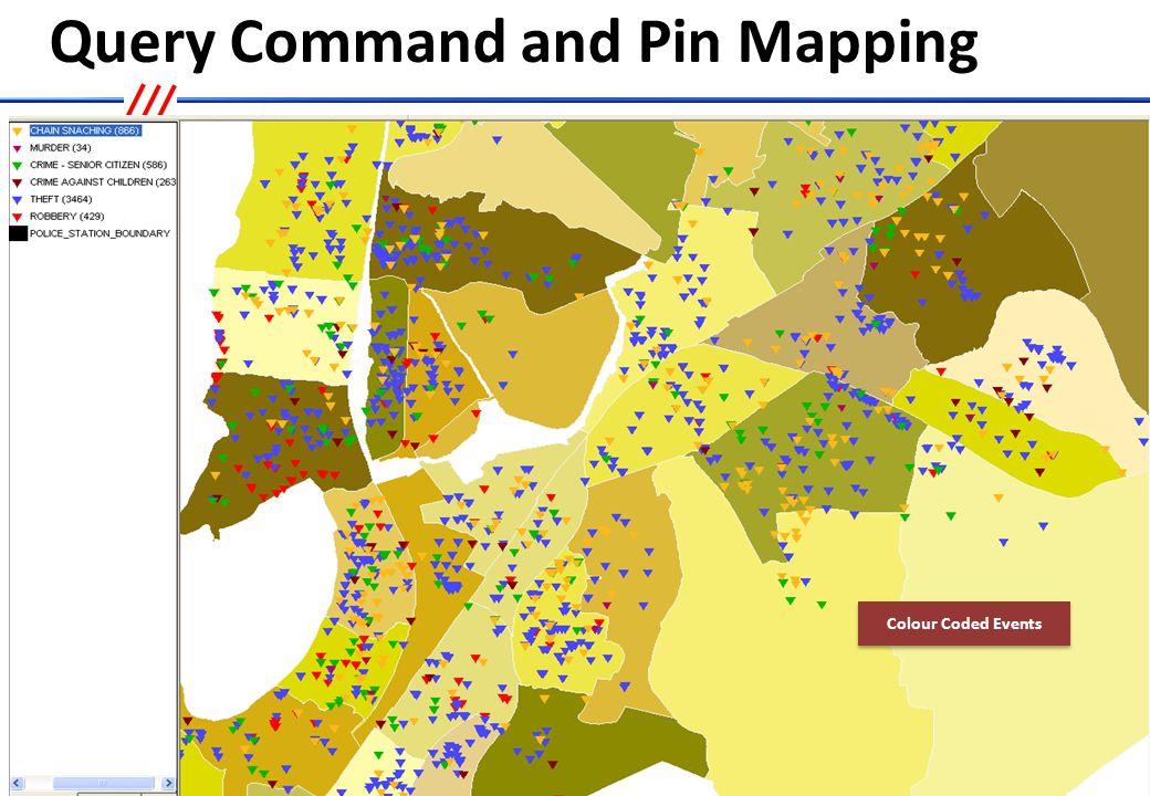 Geo-Crime Analysis - Advanced GIS