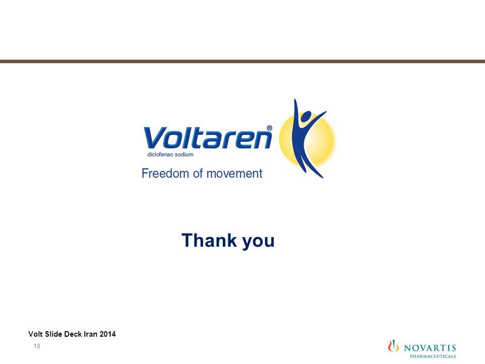 Thank you Volt Slide Deck Iran 2014