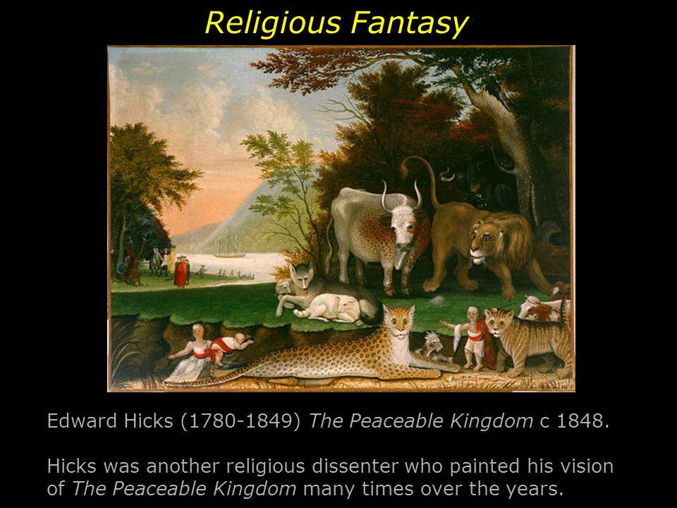 Religious Fantasy