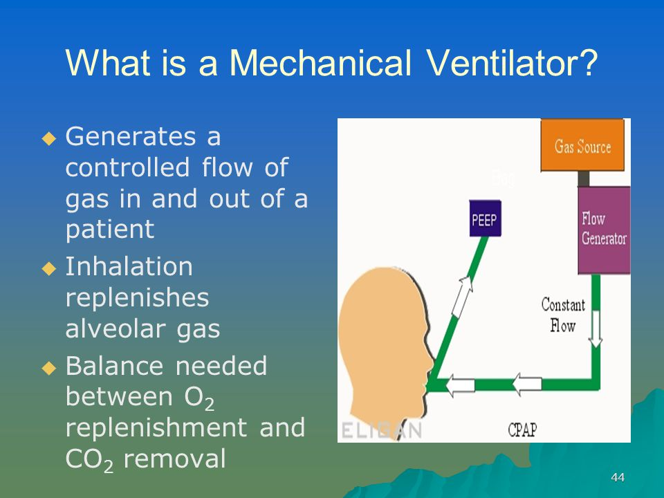 What is a Mechanical Ventilator