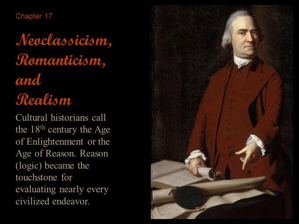 Neoclassicism, Romanticism, and Realism