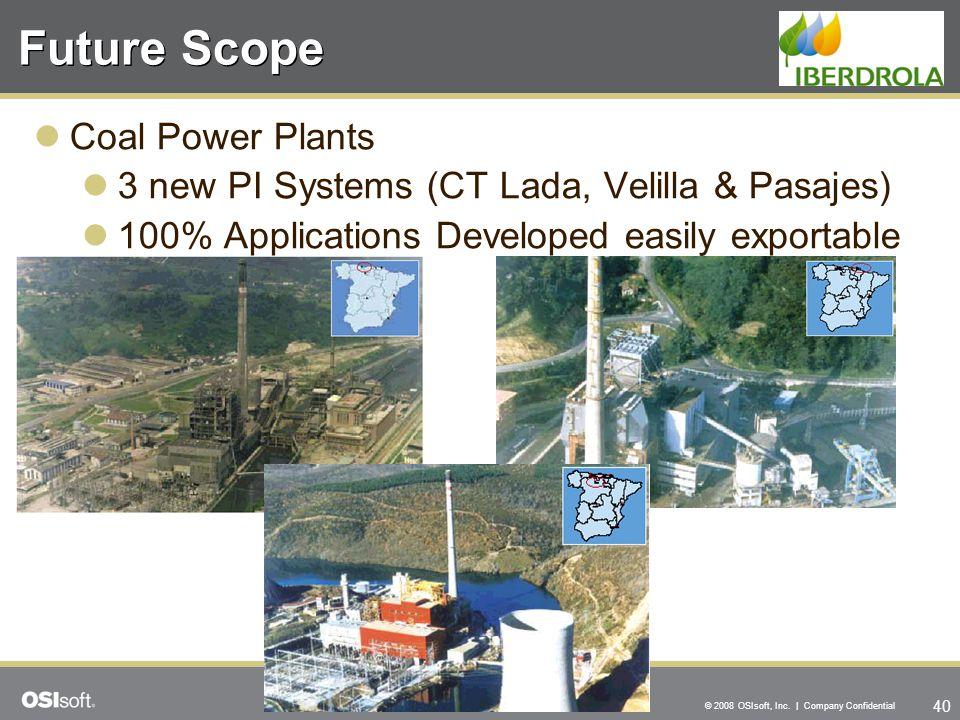 Future Scope Coal Power Plants
