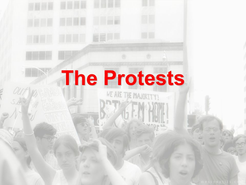 The Protests