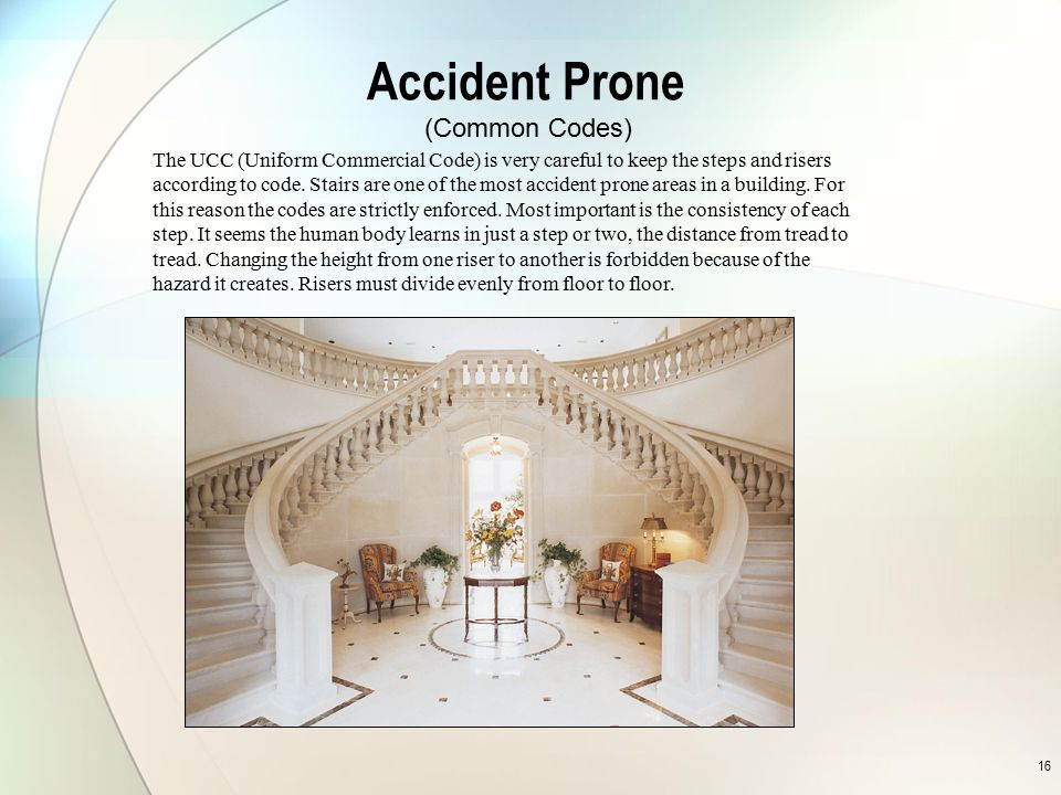 Accident Prone (Common Codes)