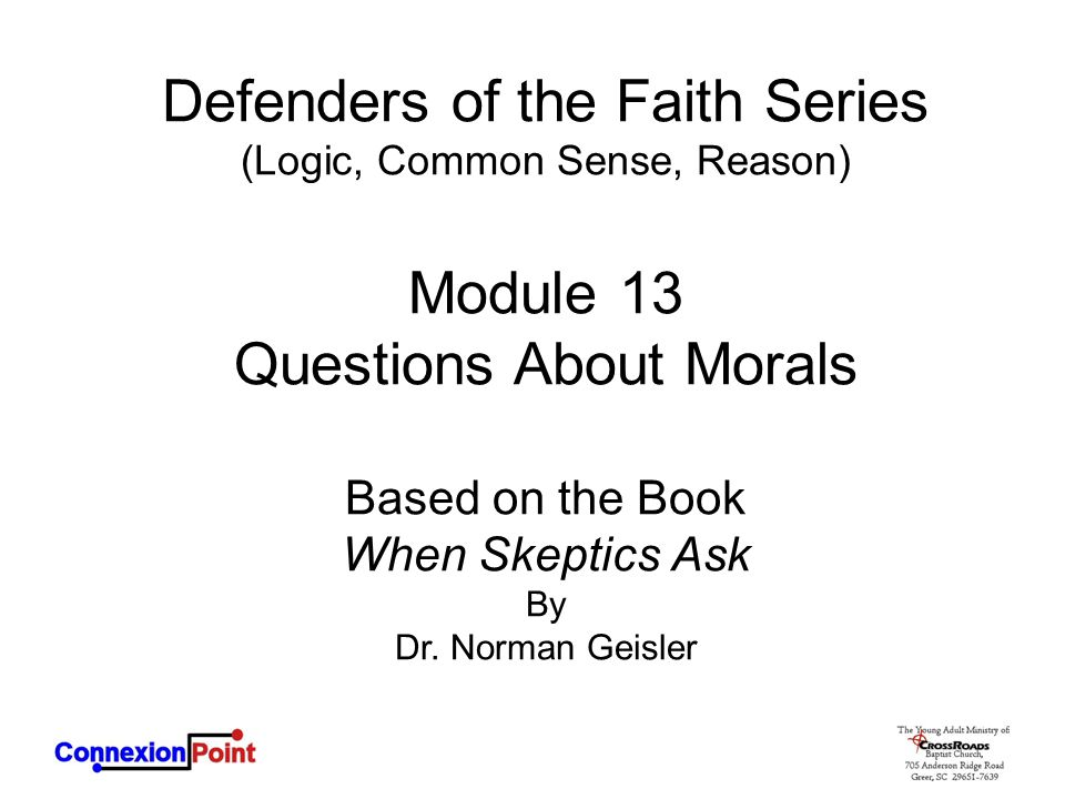 Defenders of the Faith Series