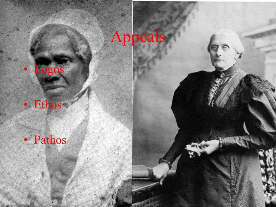 Appeals Logos Ethos Pathos
