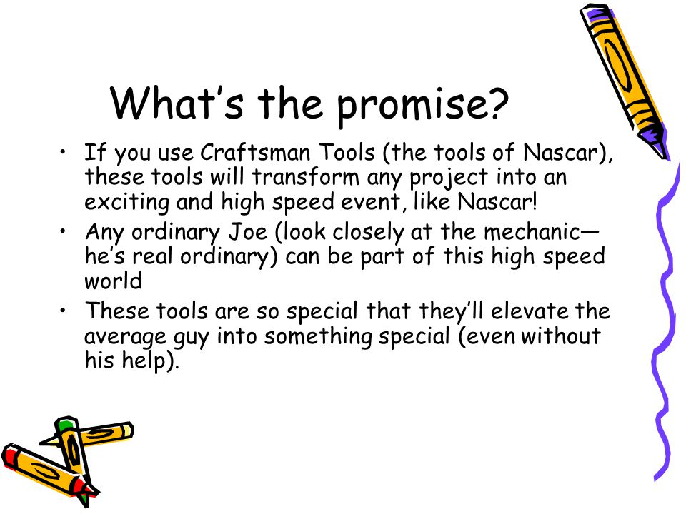What's the promise