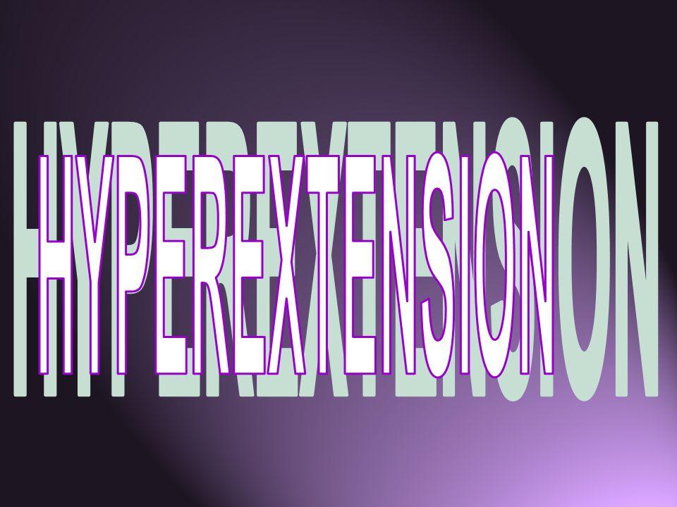 HYPEREXTENSION