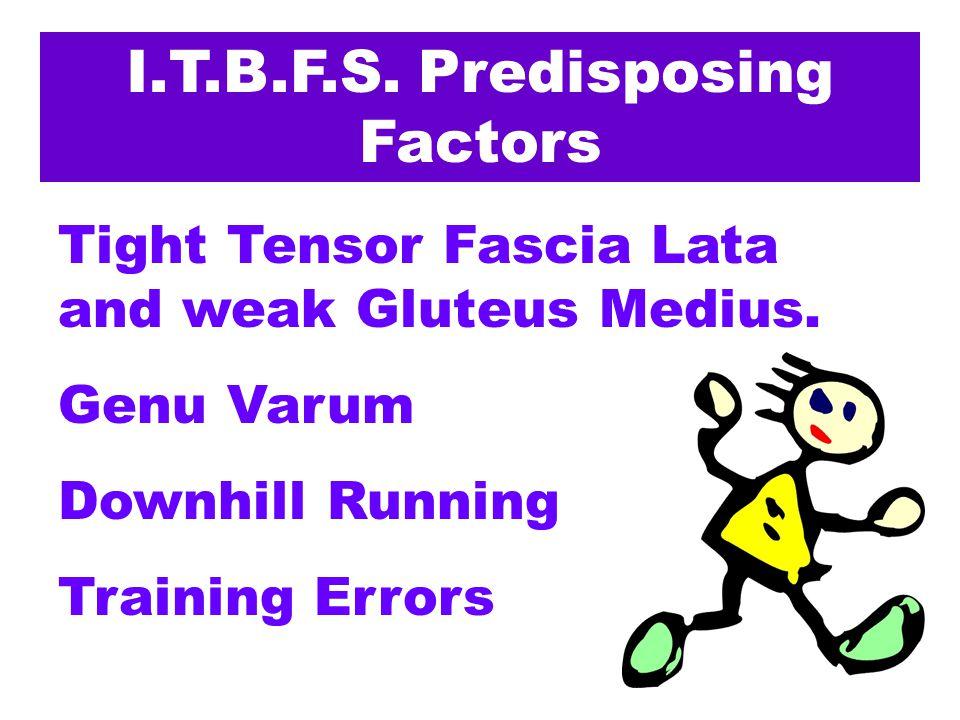 I.T.B.F.S. Predisposing Factors
