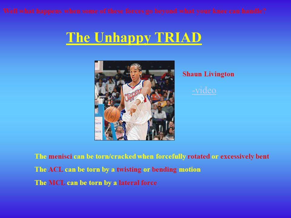 The Unhappy TRIAD -video