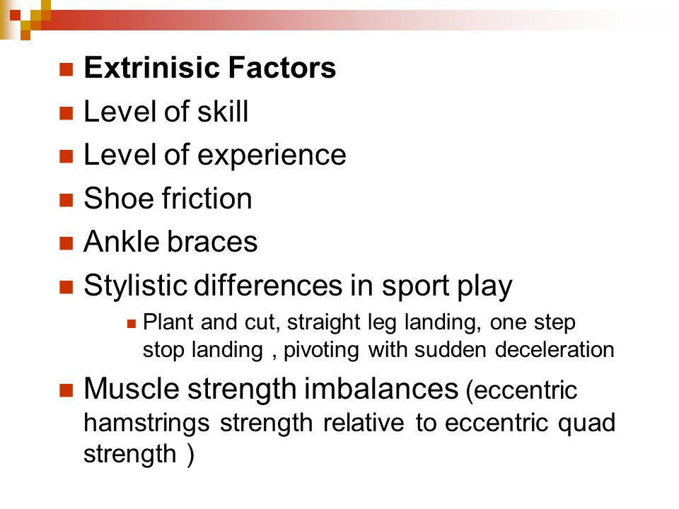 Stylistic differences in sport play