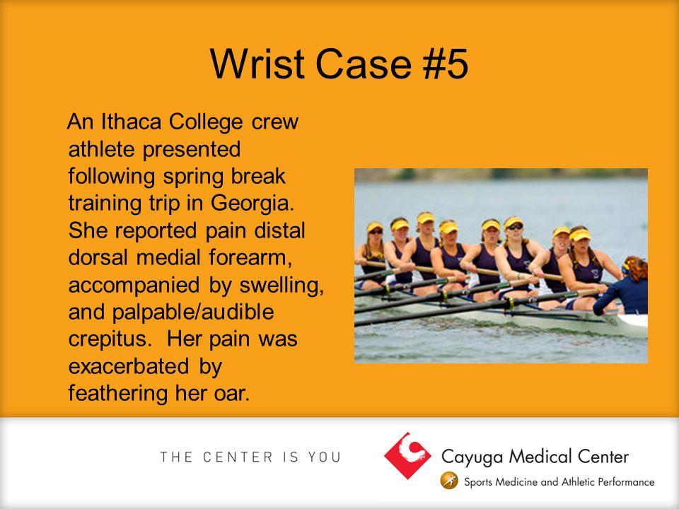 Wrist Case #5