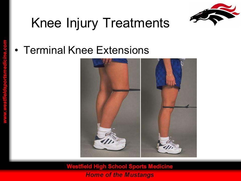 Knee Injury Treatments