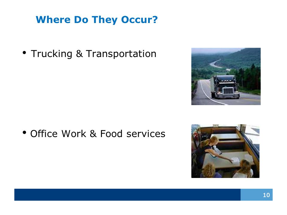 Trucking & Transportation