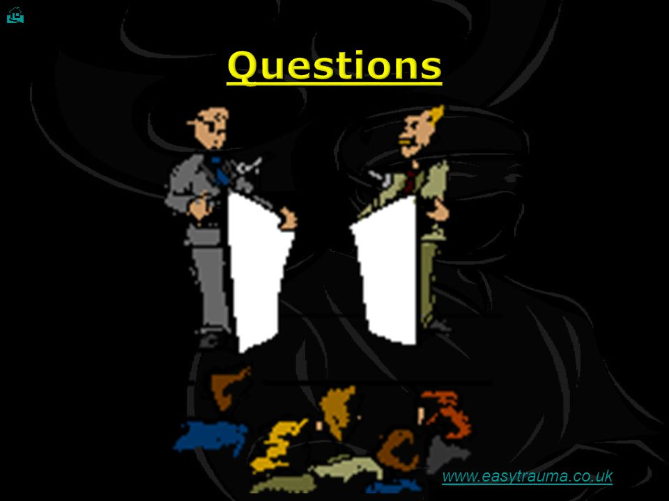  Questions www.easytrauma.co.uk