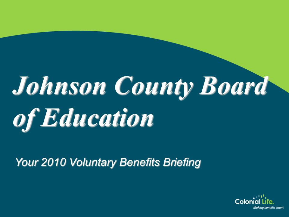 Johnson County Board of Education
