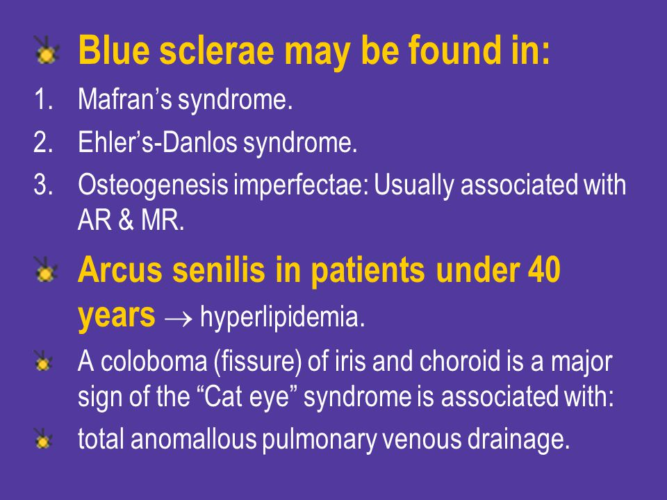 Blue sclerae may be found in: