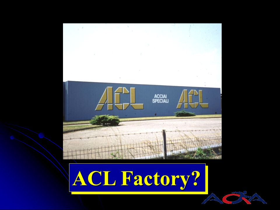 $ ACL Factory
