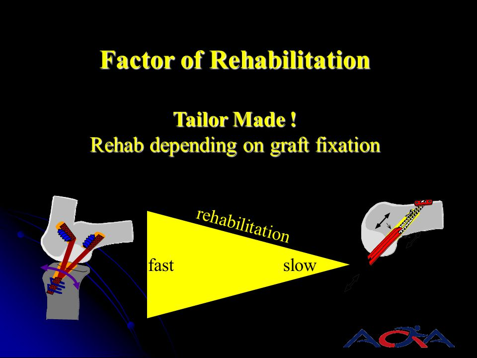 Factor of Rehabilitation