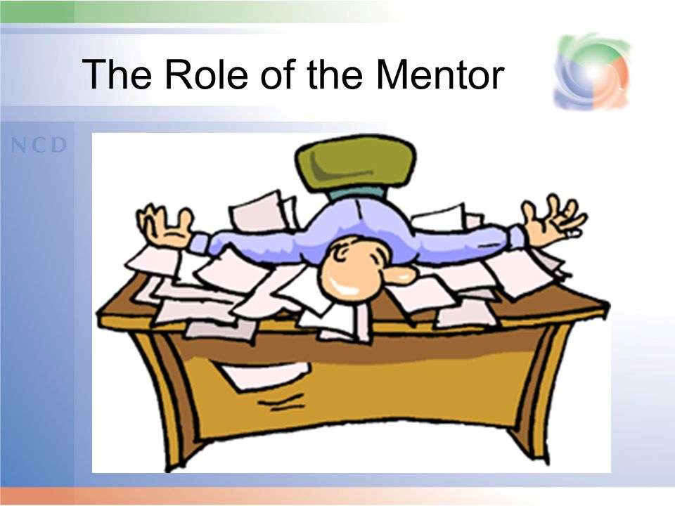 The Role of the Mentor