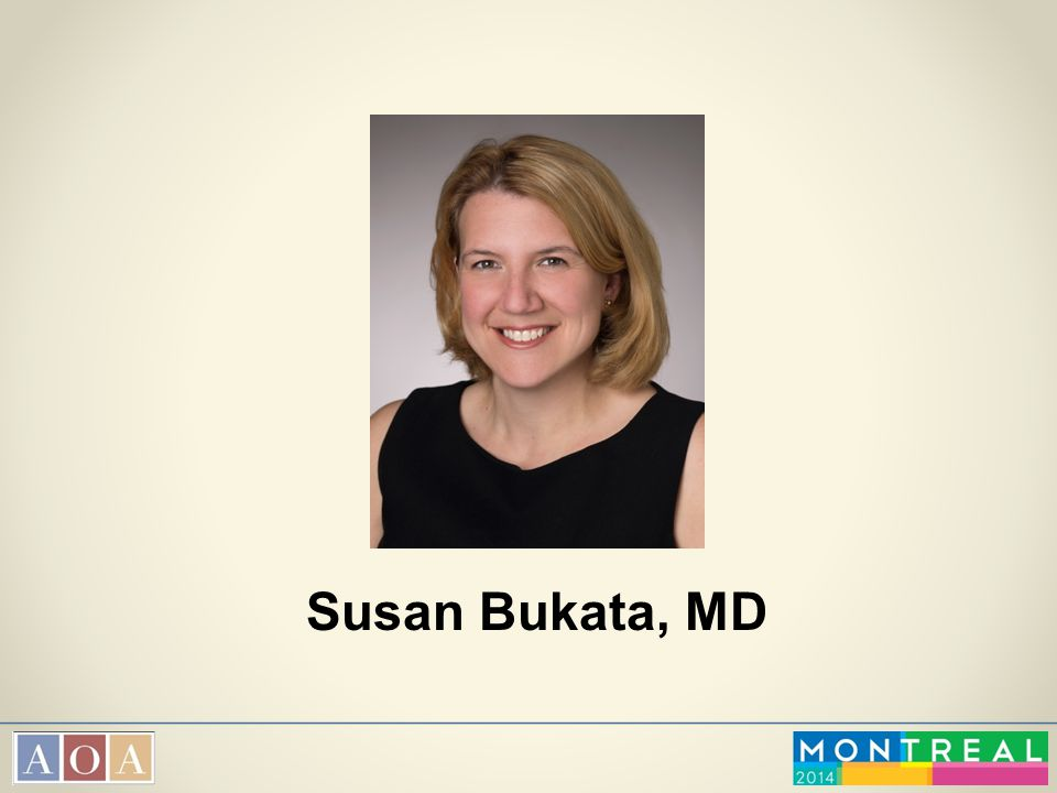 Susan Bukata, MD