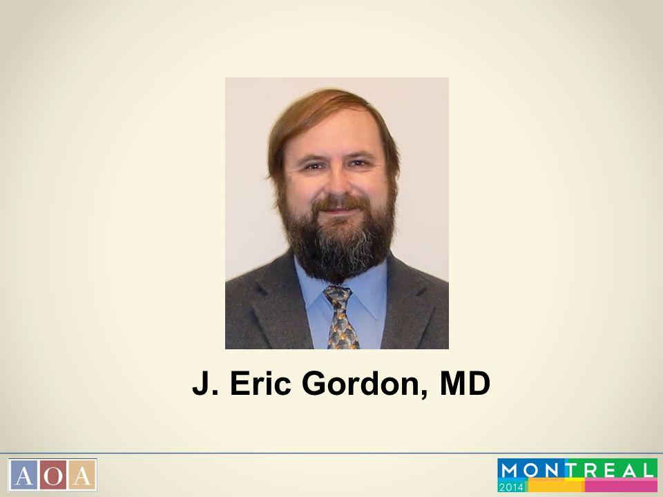 J. Eric Gordon, MD