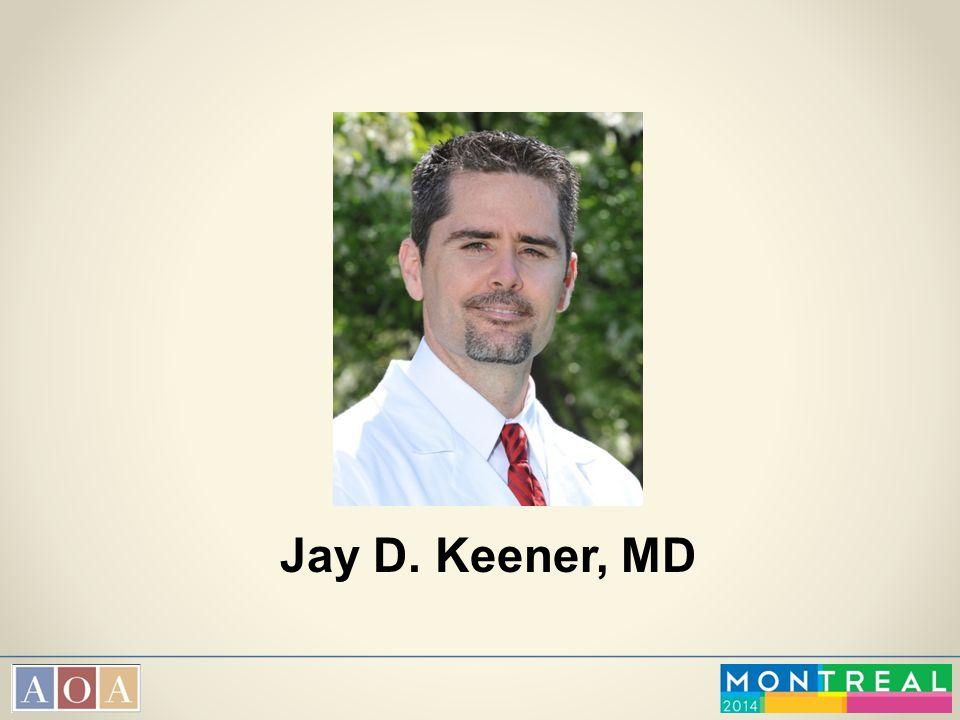 Jay D. Keener, MD