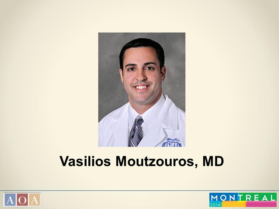 Vasilios Moutzouros, MD