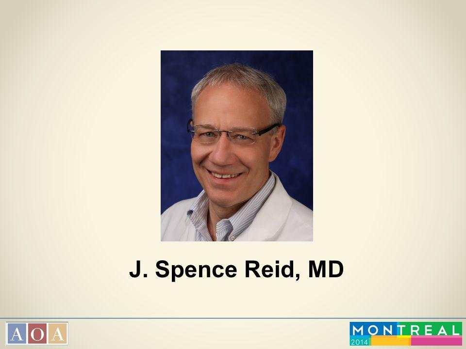 J. Spence Reid, MD