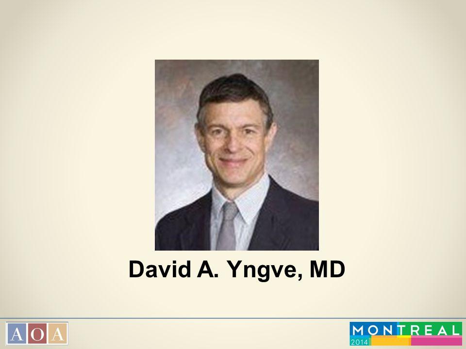 David A. Yngve, MD