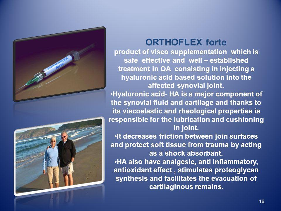 ORTHOFLEX forte