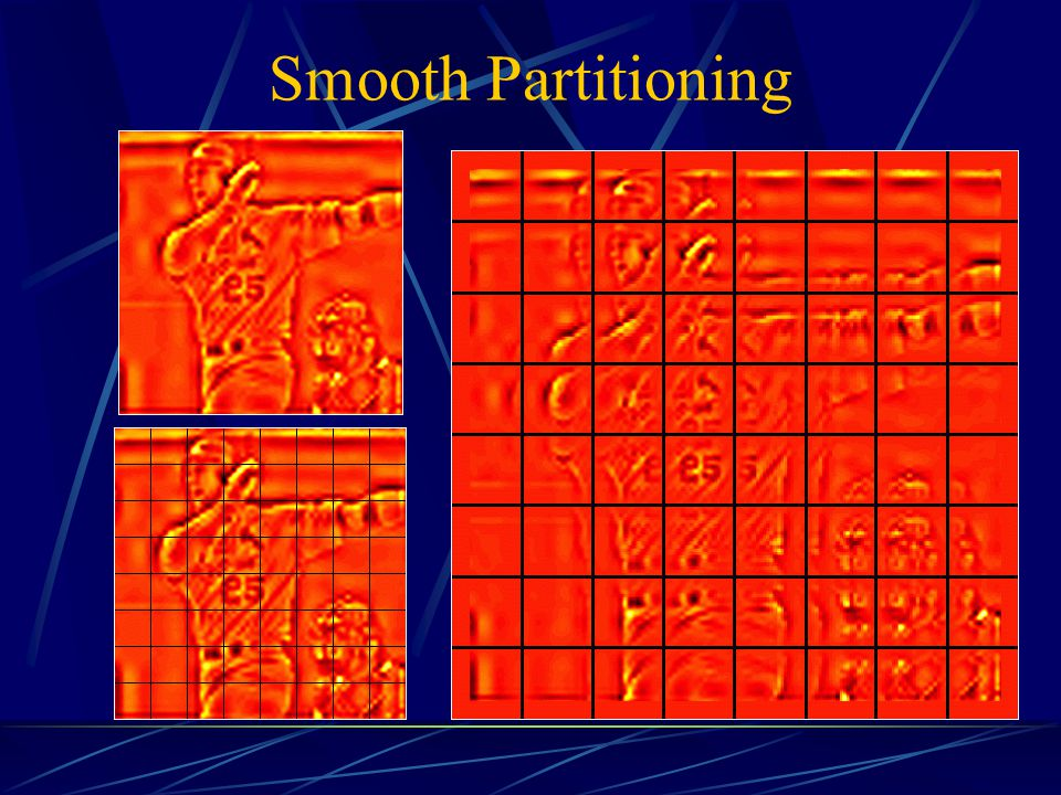 Smooth Partitioning