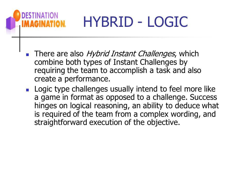 HYBRID - LOGIC