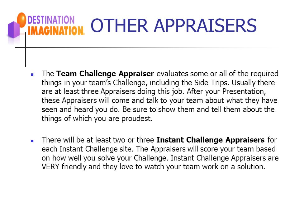 OTHER APPRAISERS