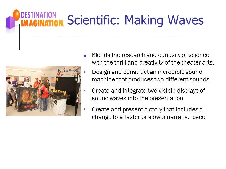 Scientific: Making Waves