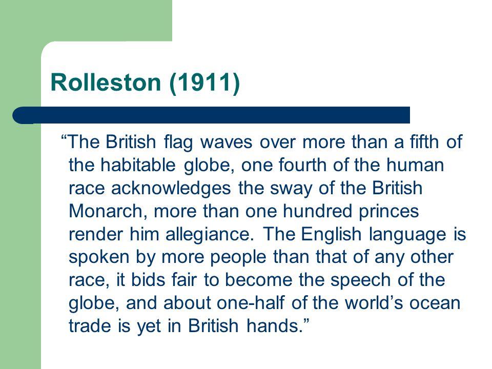 Rolleston (1911)