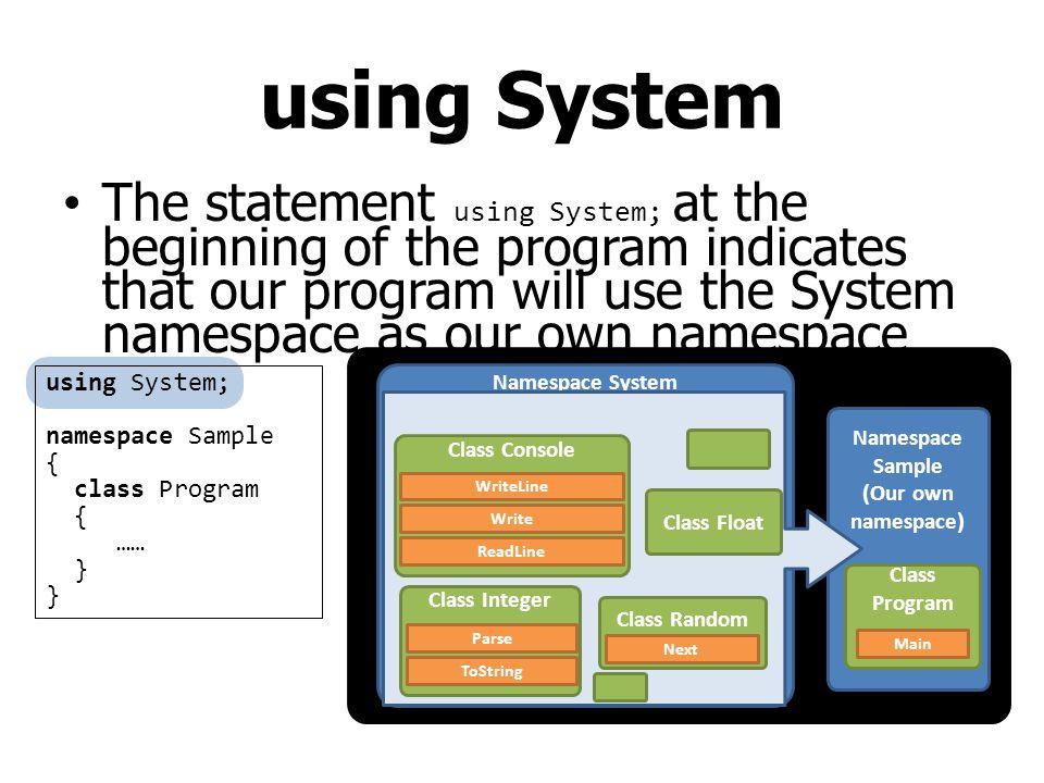 using System