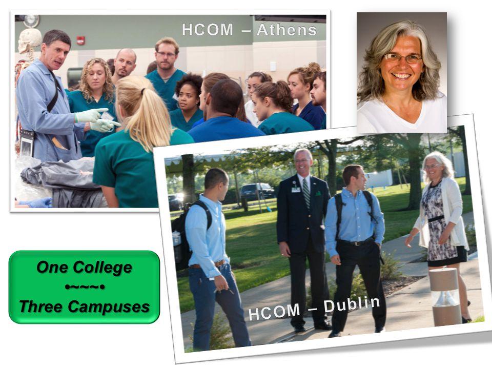 HCOM – Athens One College •~~~• Three Campuses HCOM – Dublin