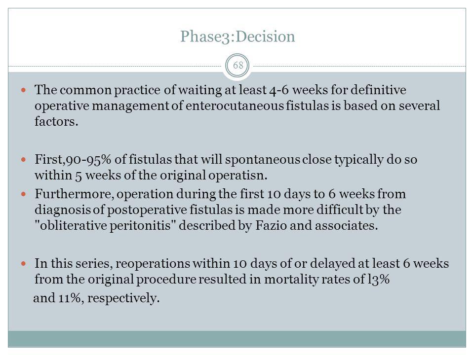 Phase3:Decision