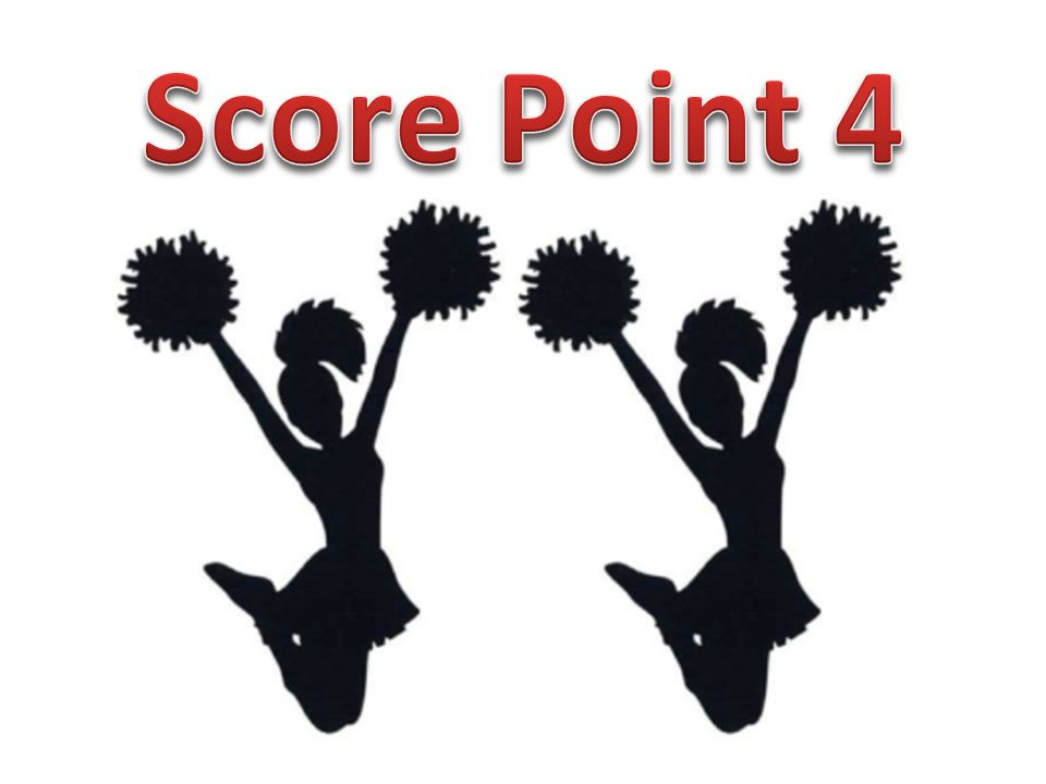 Score Point 4
