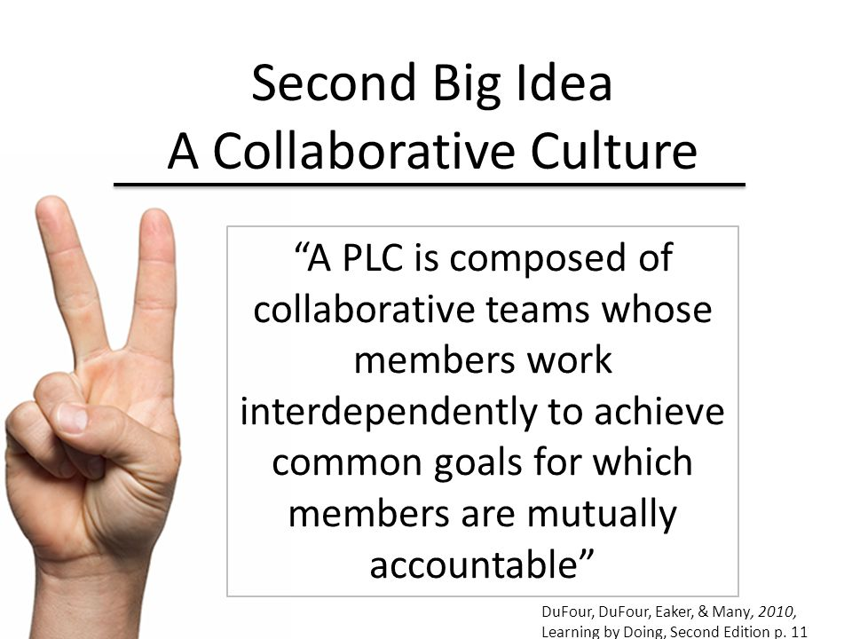 A Collaborative Culture