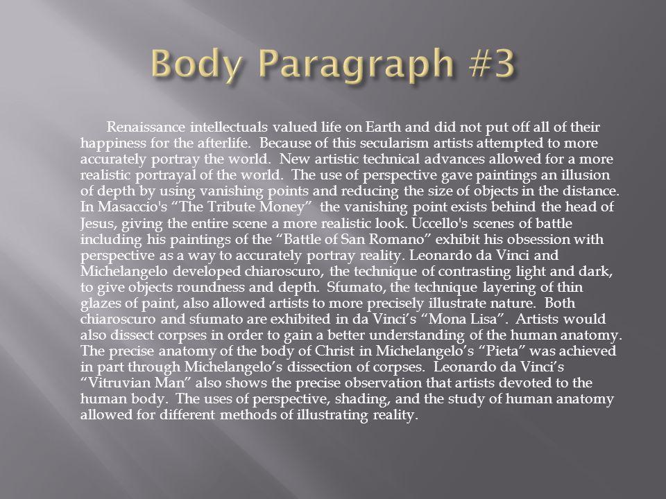 Body Paragraph #3