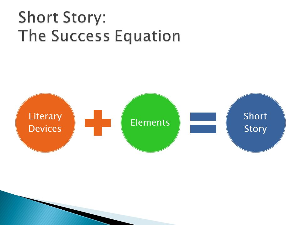 Short Story: The Success Equation