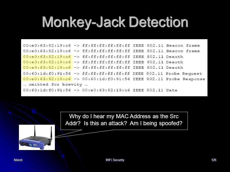 Monkey-Jack Detection